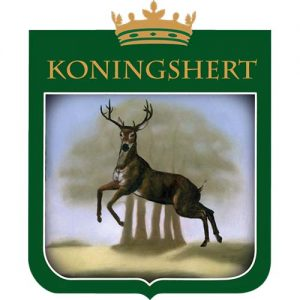 Logo Koningshert door Hanny de Beer