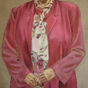 Oude dame door Hanny de Beer