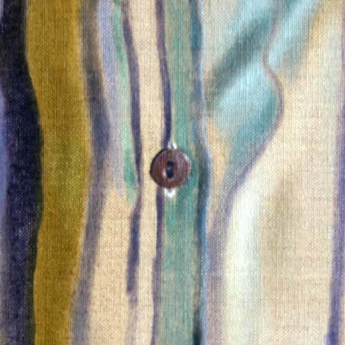 'Ik dochs net mei myn rimpels?' - Oude dame door kunstenaar Hanny de Beer
